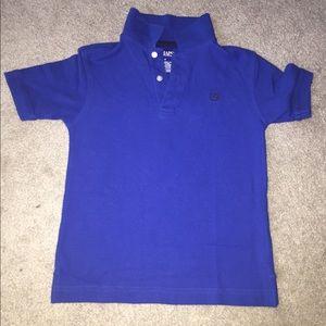 Boys Chaps collard shirt size 6
